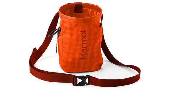Marmot Rock Chalkbag orange